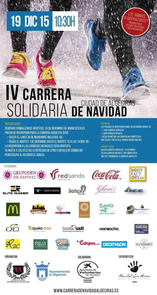 IV Carrera Solidaria de Navidad: Muy divertida y bien organizada (1/6)