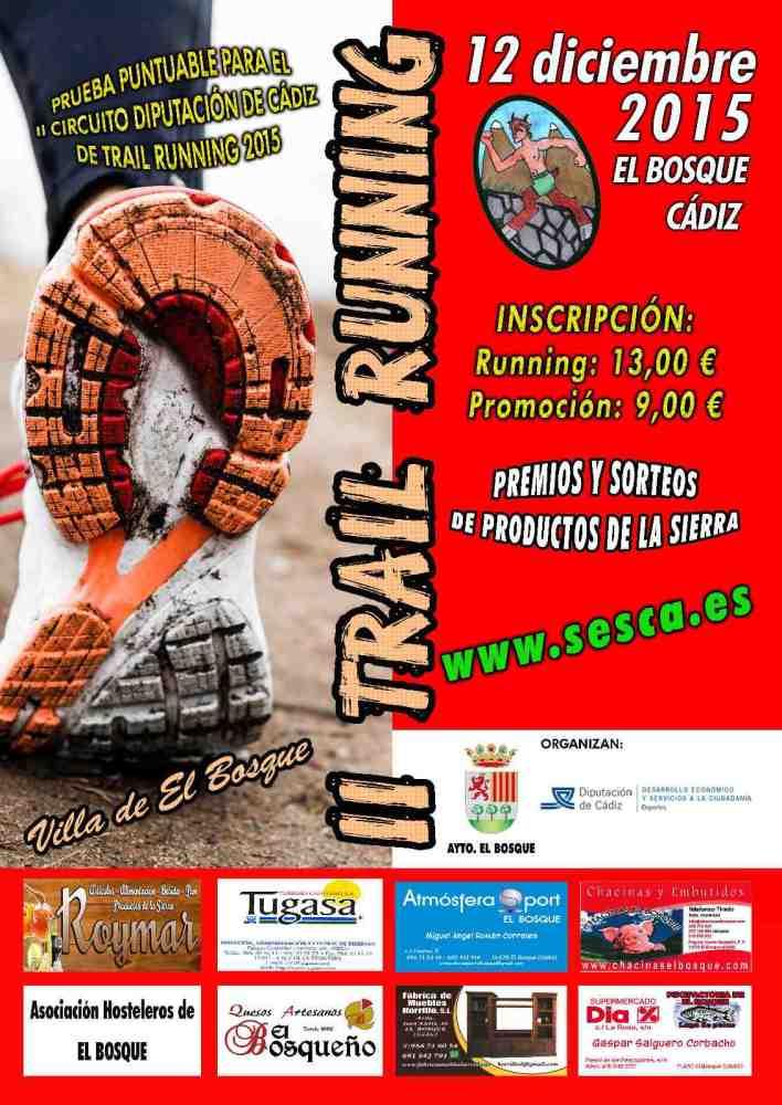 II Trail Running Ciudad de EL BOSQUE (1/6)