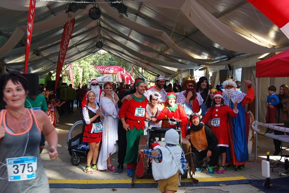 IV Carrera Solidaria de Navidad: Muy divertida y bien organizada (2/6)