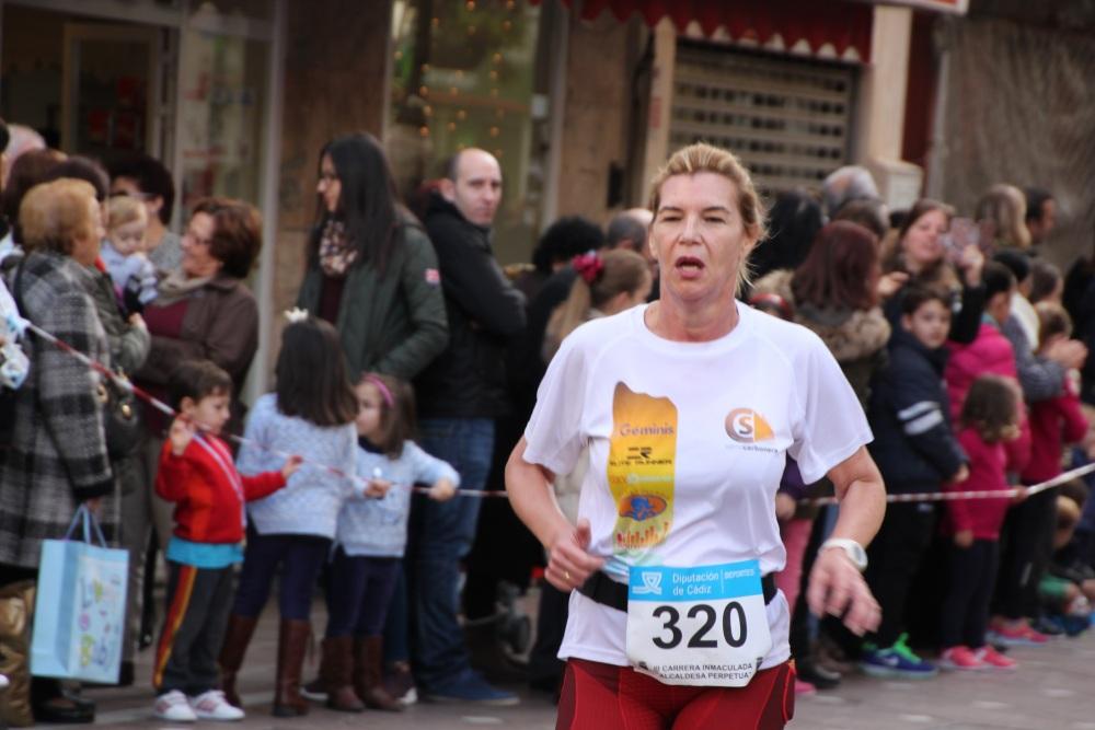 Estupenda carrera: III Carrera Popular Solidaria Inmaculada (3/6)
