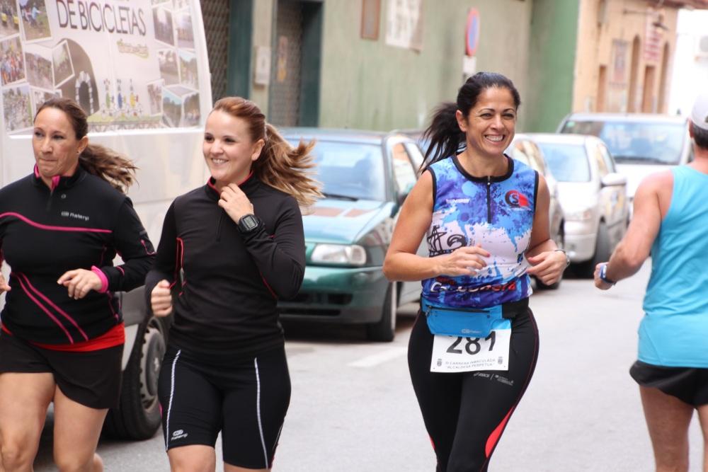 Estupenda carrera: III Carrera Popular Solidaria Inmaculada (5/6)