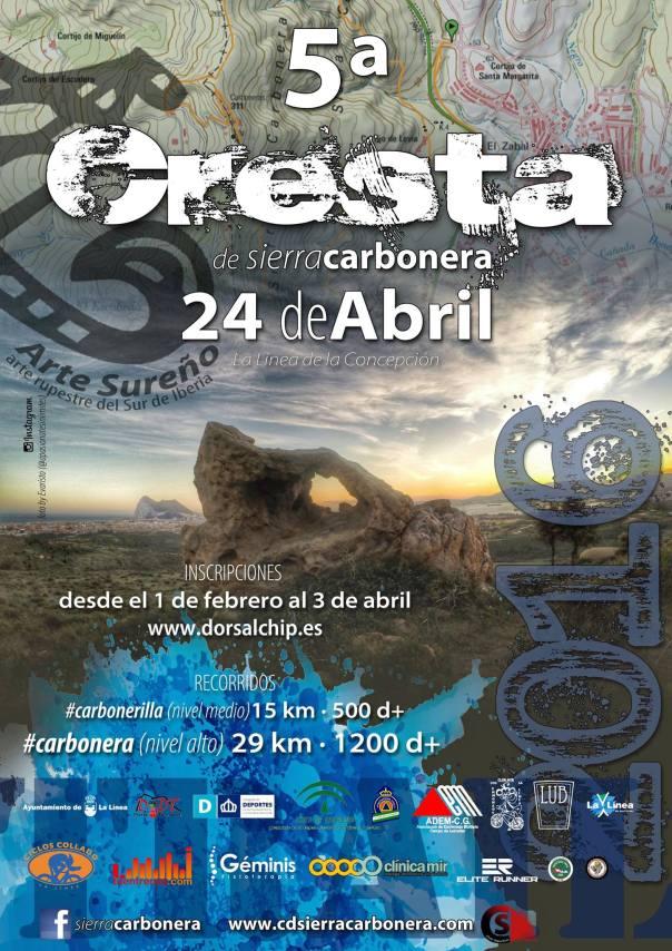 cartel cresta 2016
